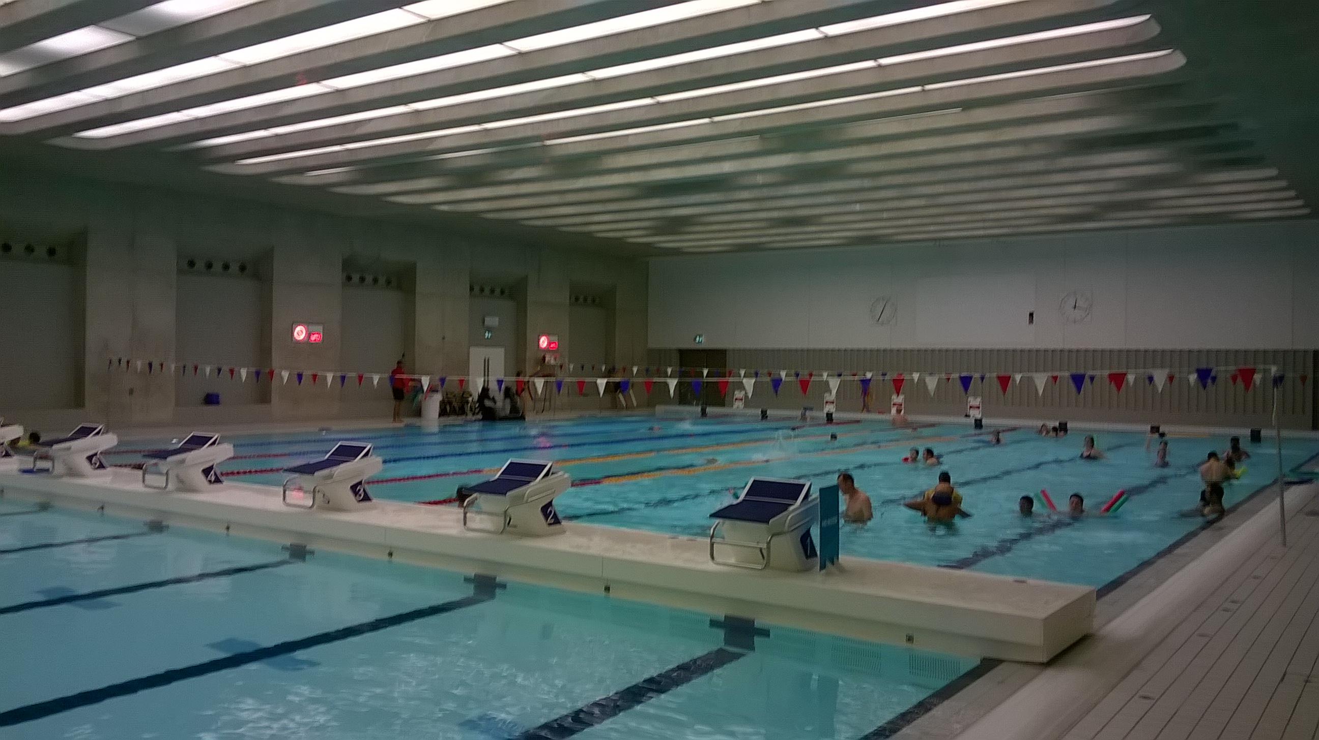 0175 - London Aquatic Centre Training Pool