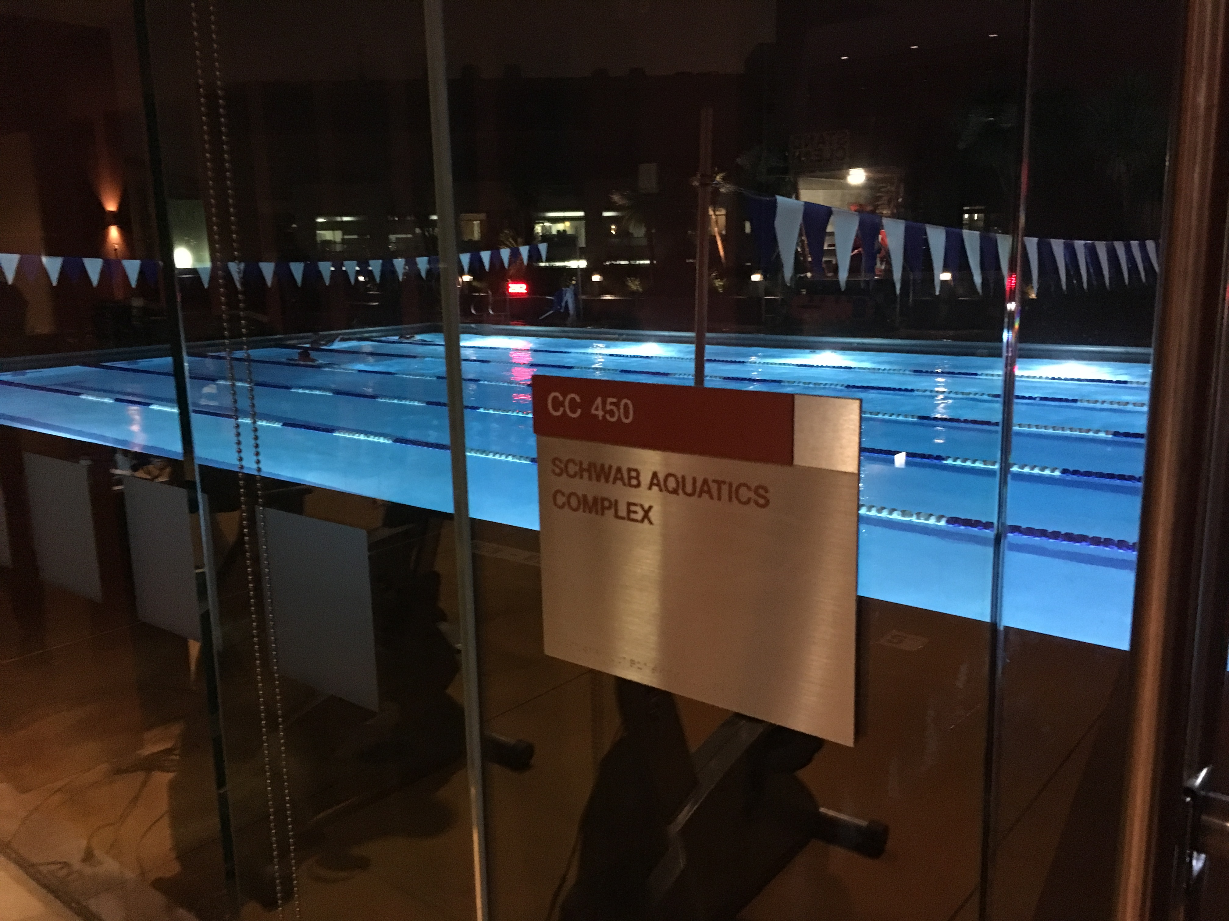 0264 - UCSF Bakar Fitness Center - Rooftop Pool