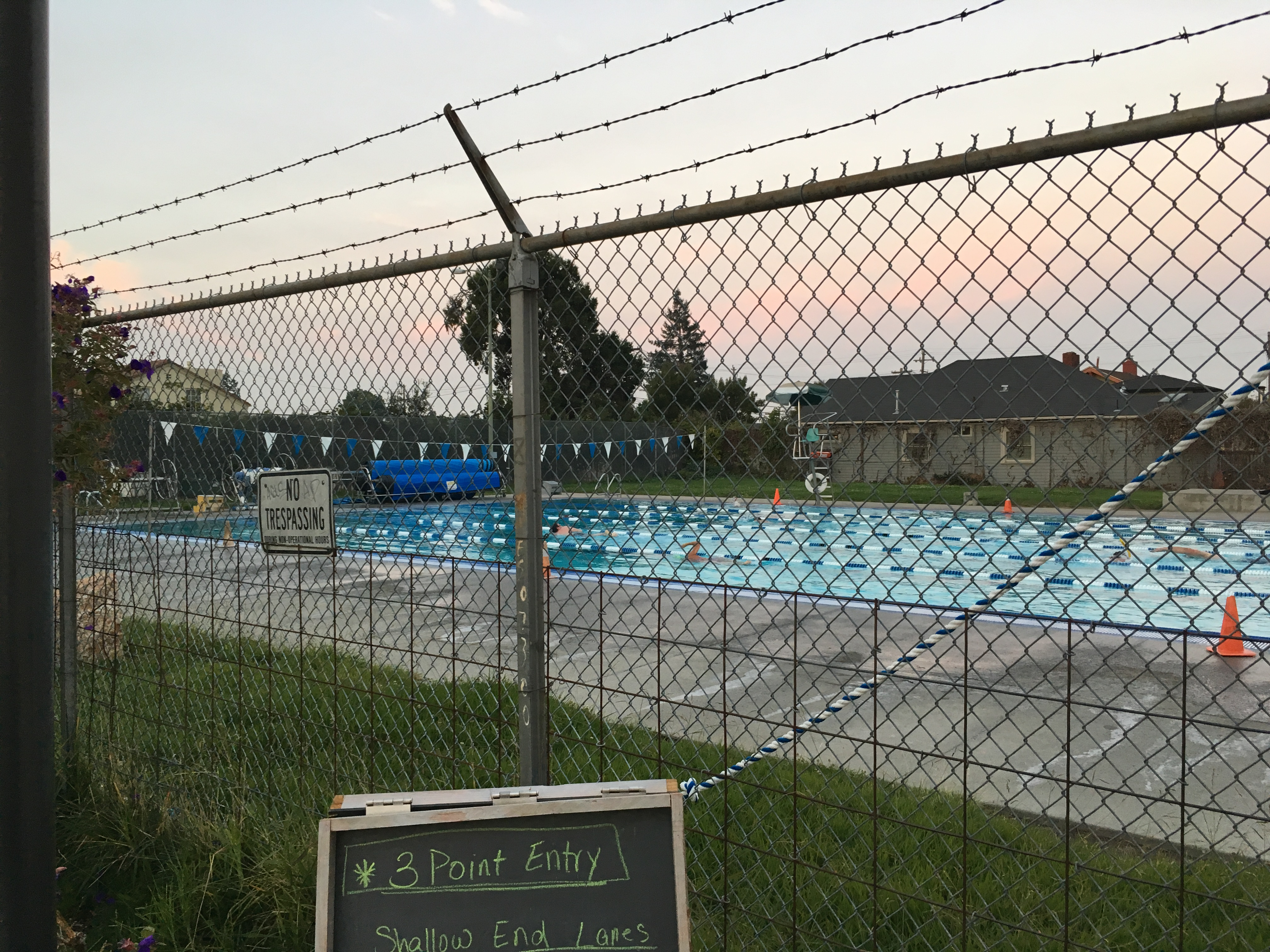 0318 - Temescal Pool (Oakland)