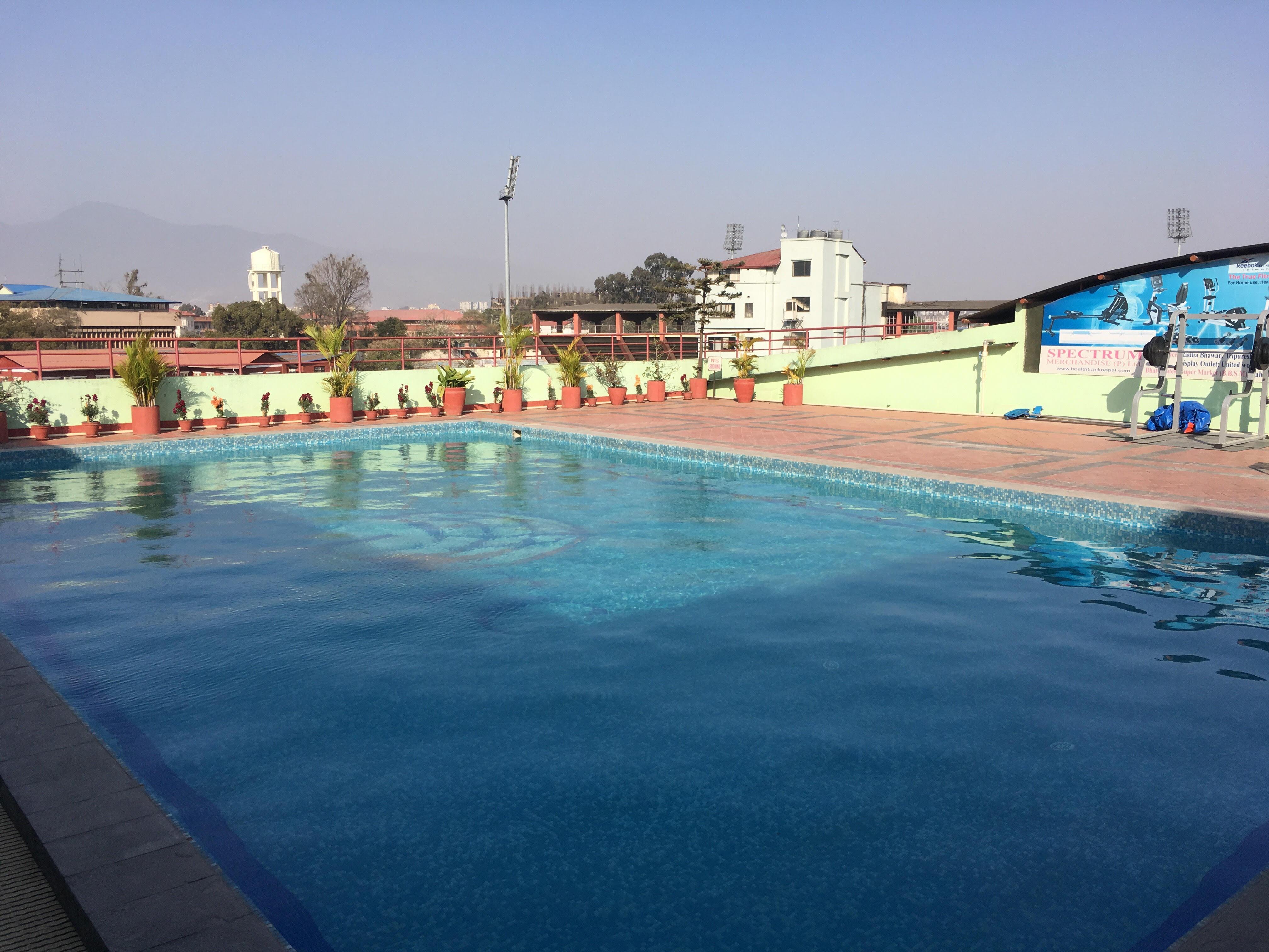 0273 - Jasmine Fitness Center (Kathmandu)
