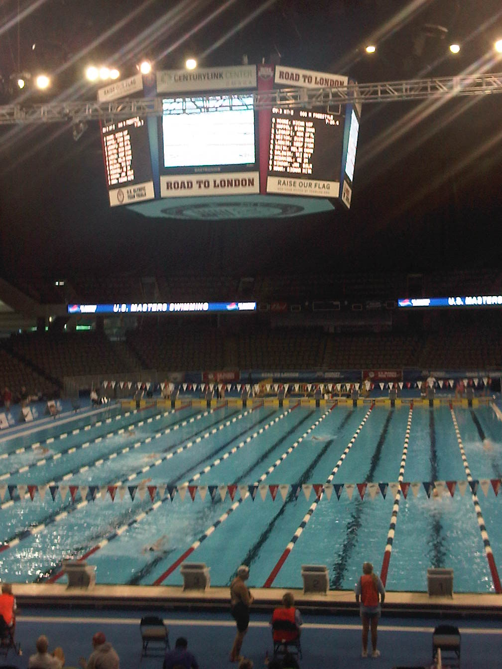 0099 - 2012 Omaha Olympic Trials Pool