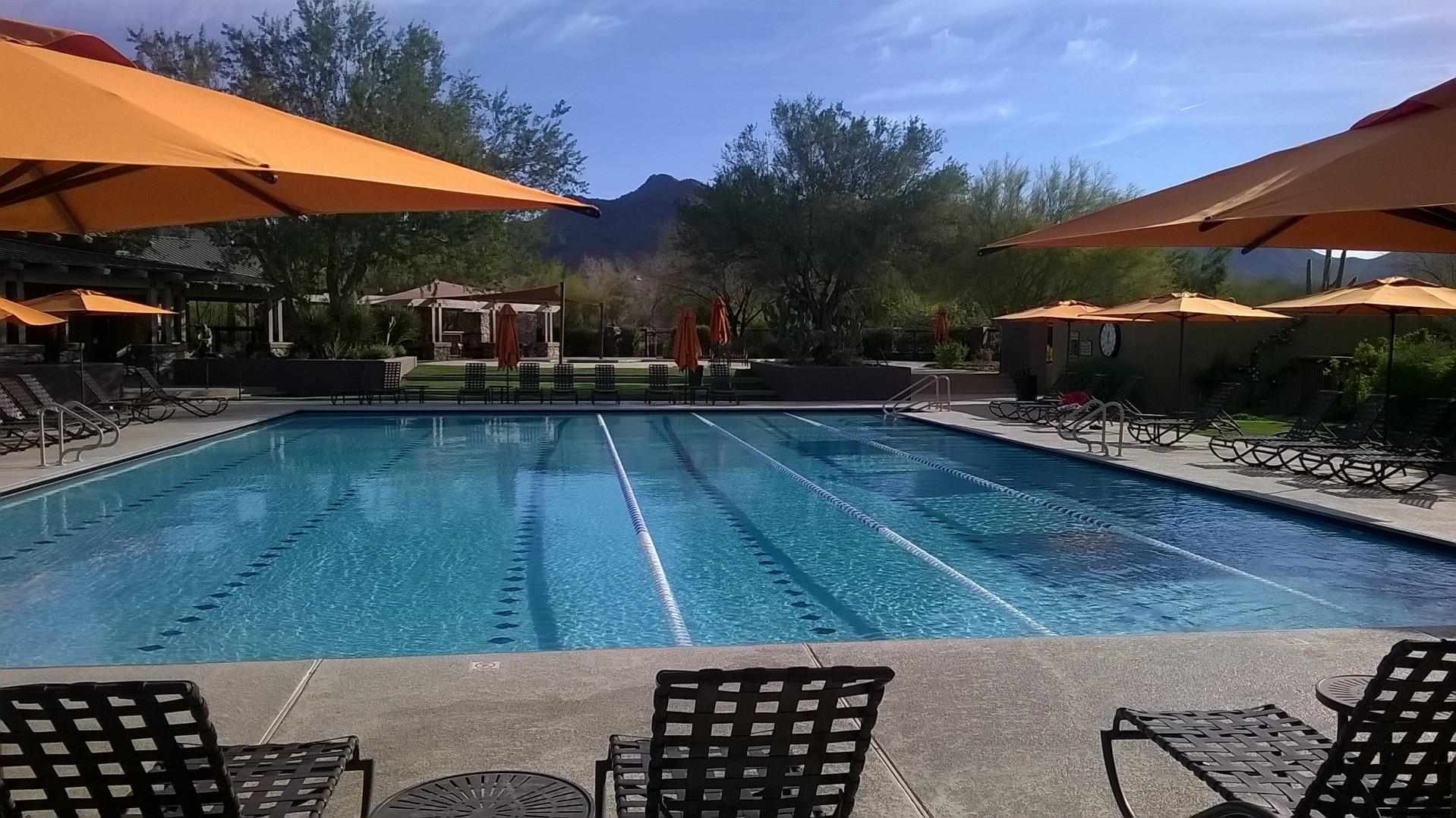 0227 - Desert Camp Community Center Pool - Scottsdale AZ