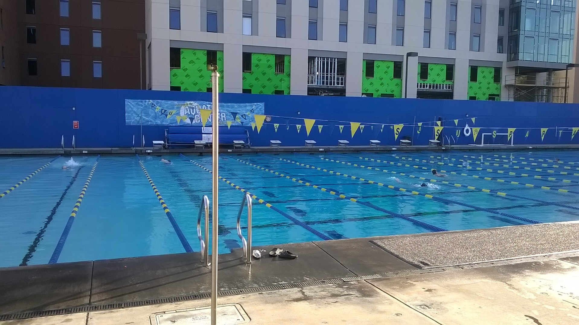 0226 - San Jose State U. Aquatic Center.