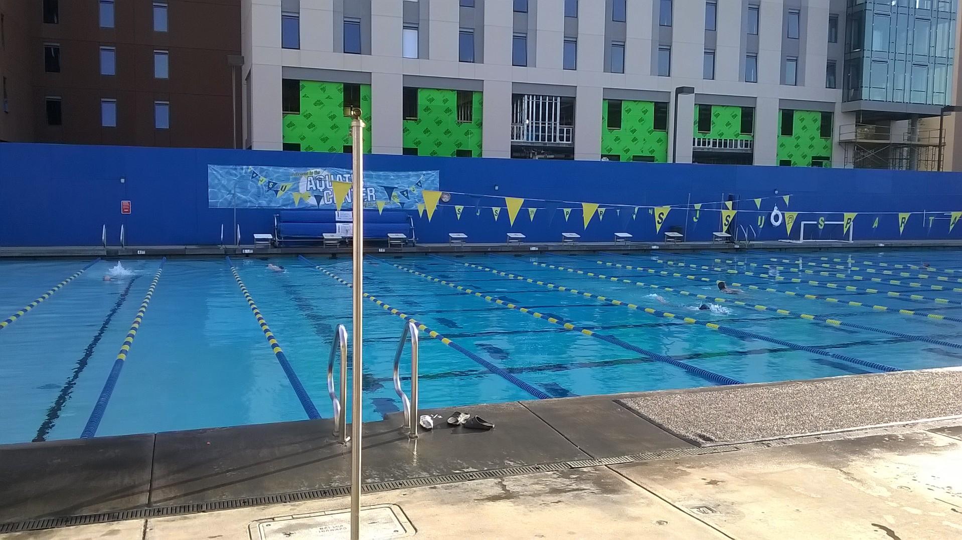 0226 - San Jose State U. Aquatic Center.