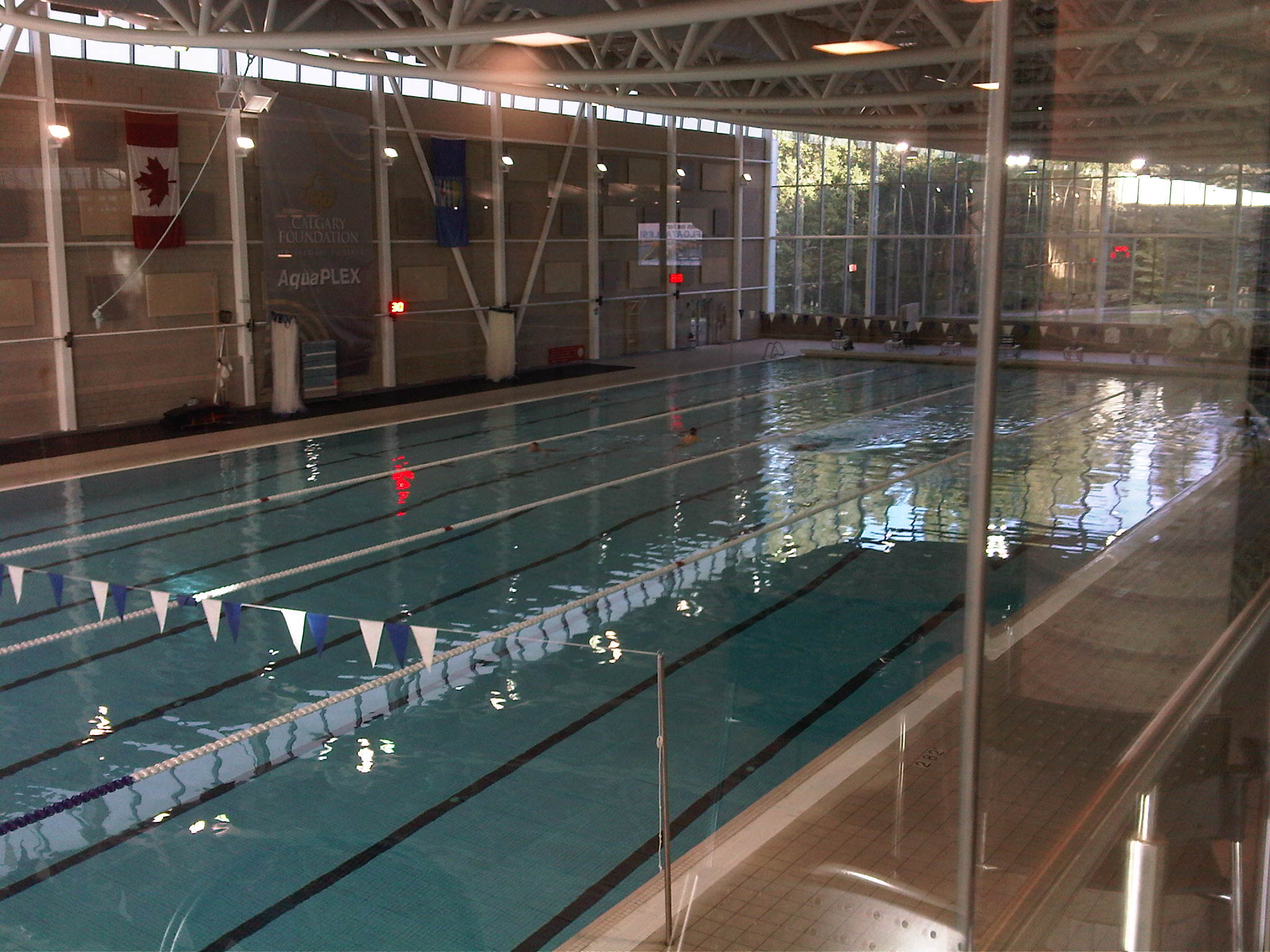 0107 - Calgary Talisman Training Pool