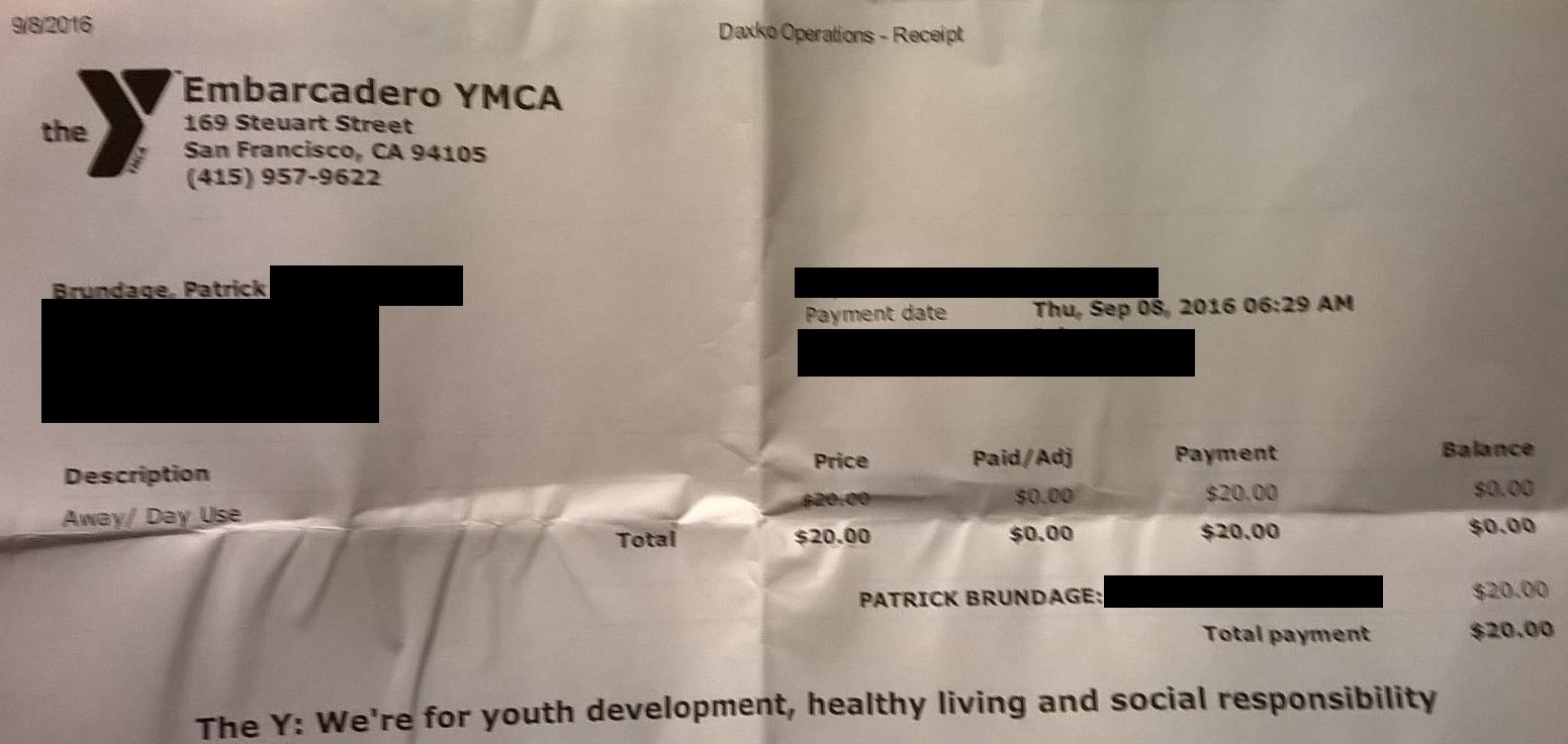 0254 - San Fran Embarcadero YMCA