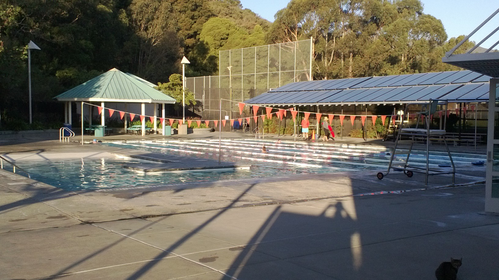 0143 - Brisbane (CA) Community Swim Center