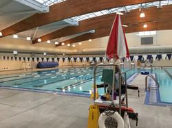 0287 - Richmond (CA) Swim Center - interior