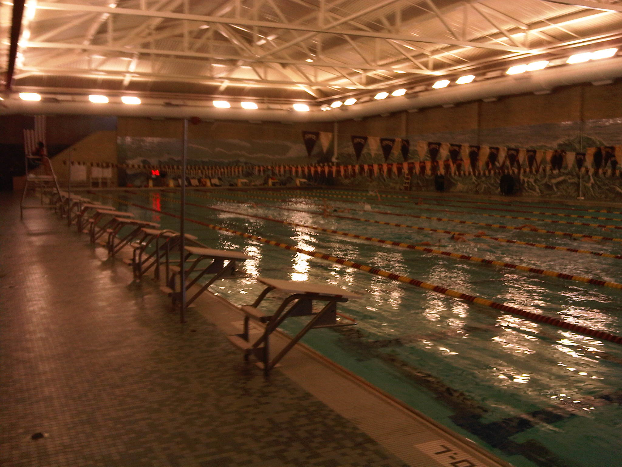 0101 - El Pomar Natatorium (U. Denver)