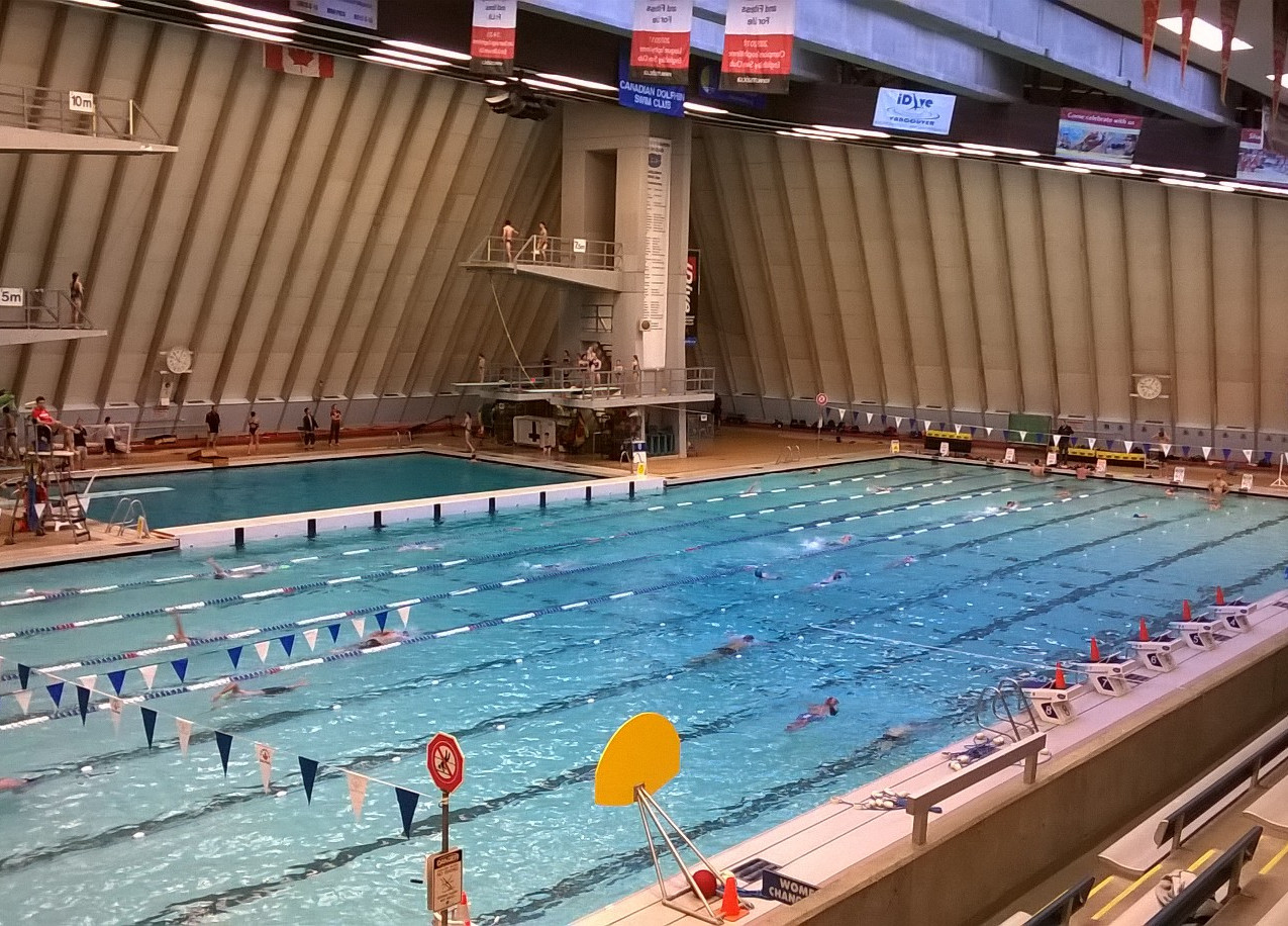#9 - Vancouver Aquatic Centre