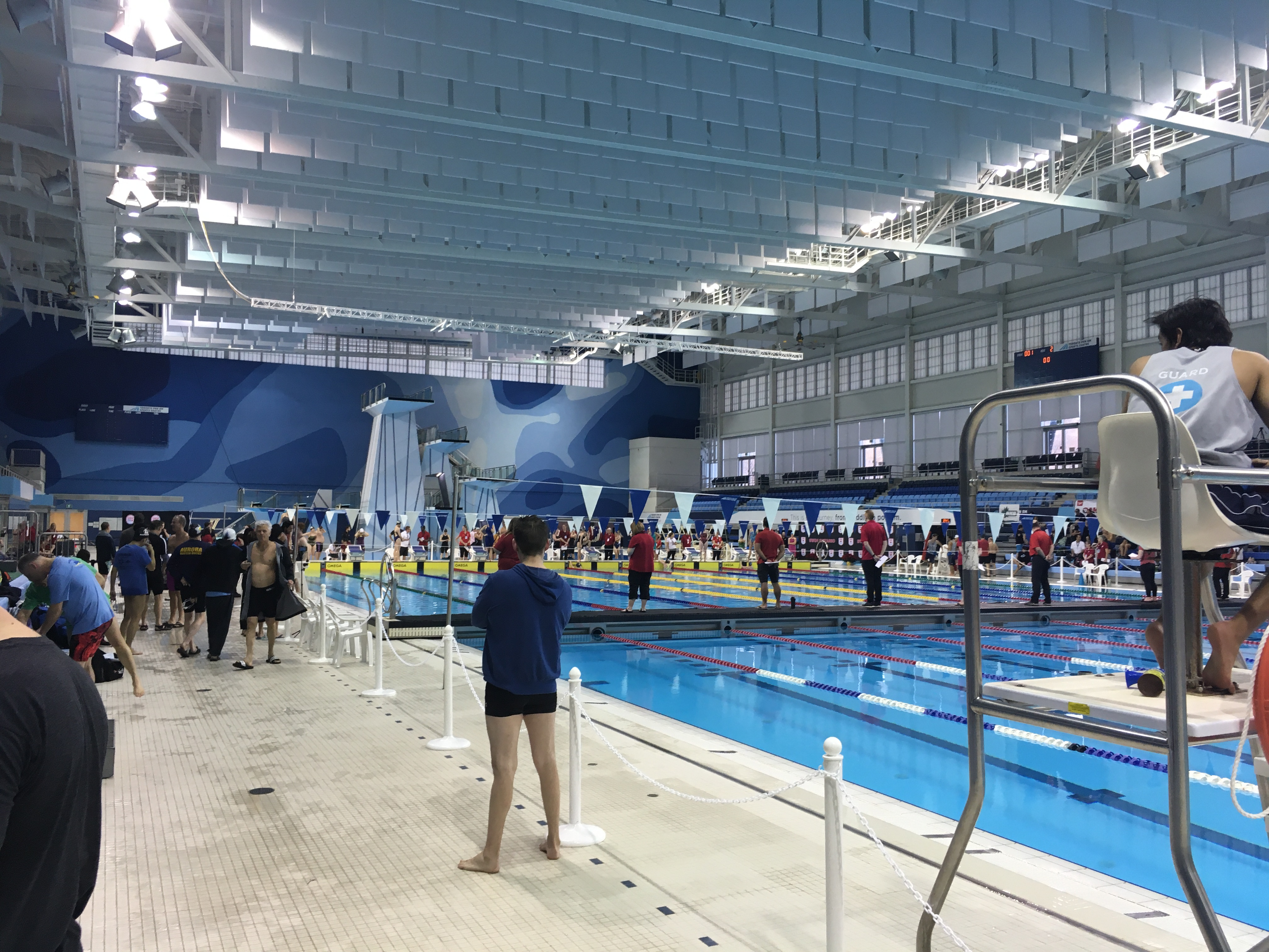 0447 - Toronto Pan Am  - Competition Pool