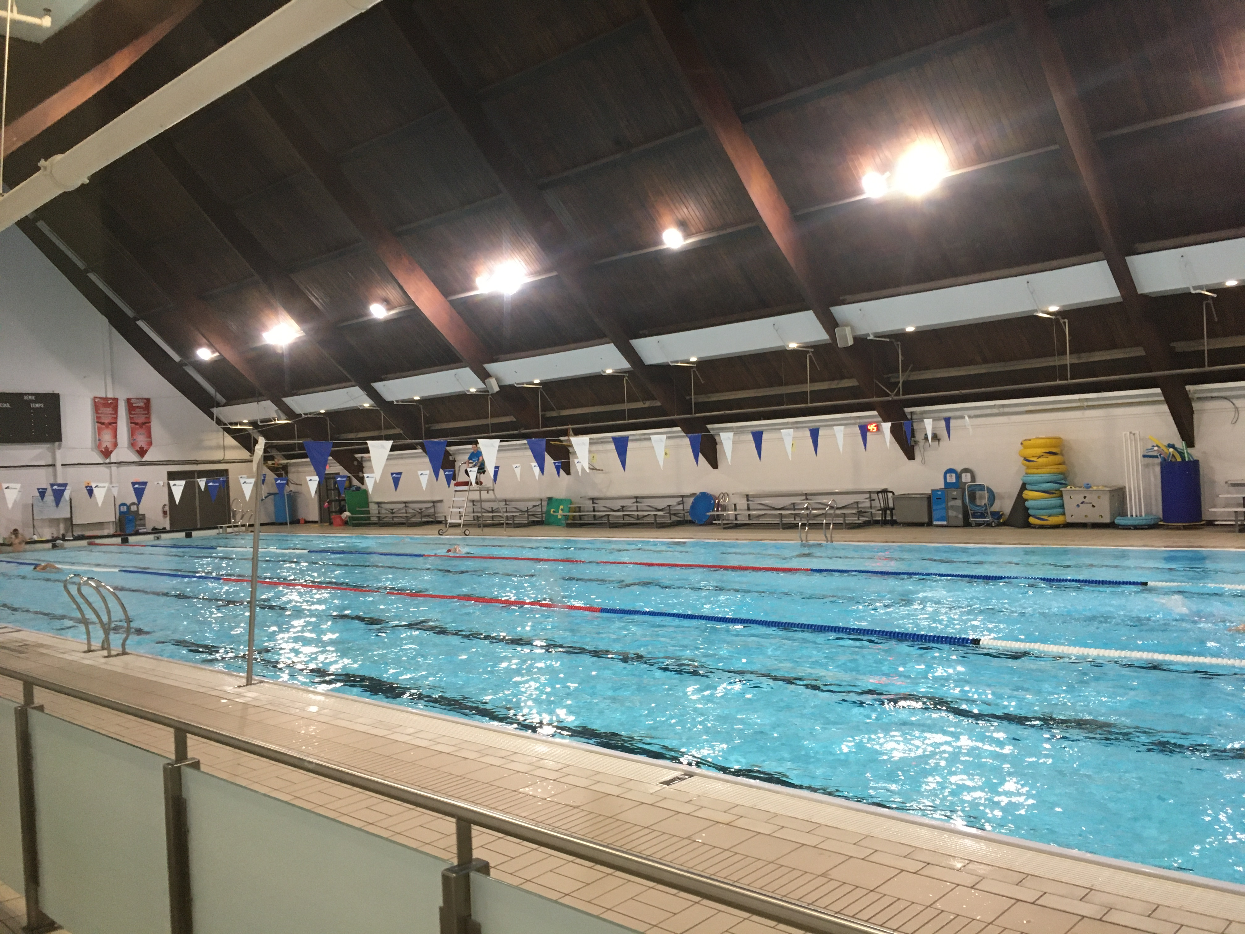 0458 - Pointe Claire Aquatic Centre - Knox Pool