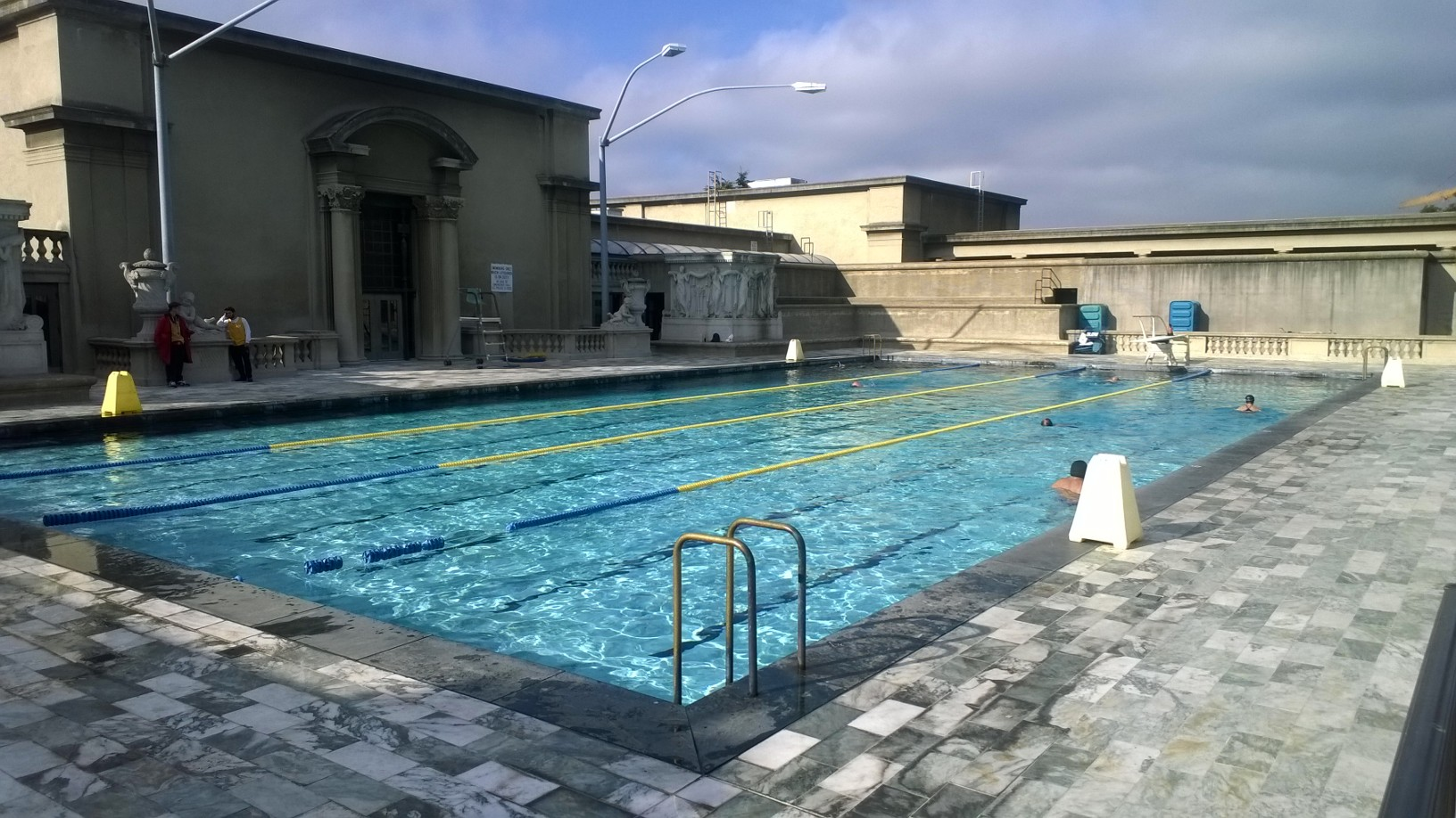 0168 - Hearst Pool (Cal-Berkeley)