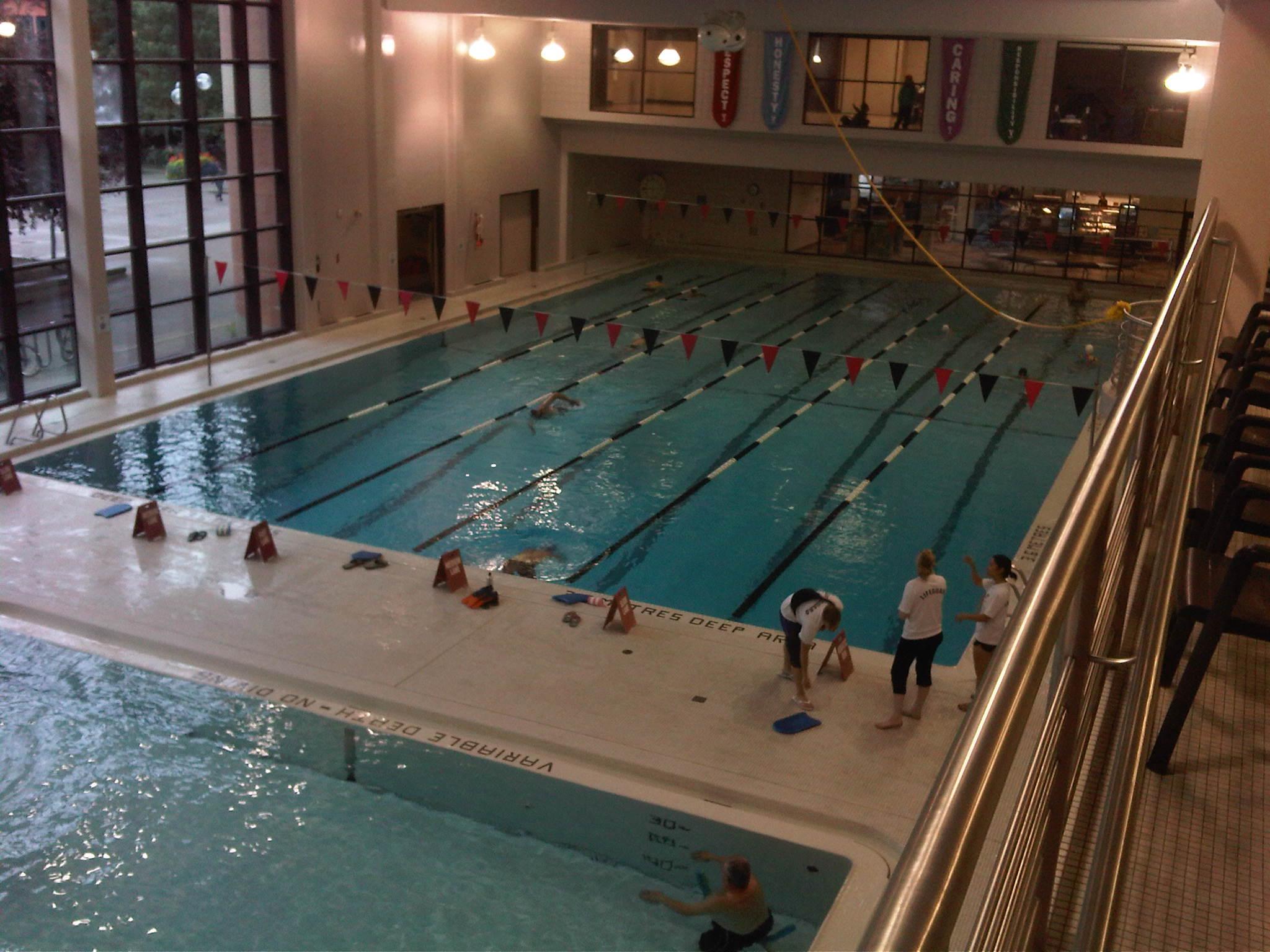 0106 - Calgary Eau Claire YMCA