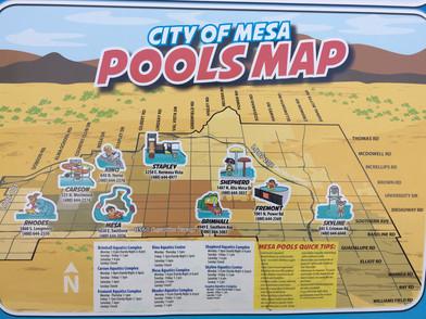 Aqua-town USA: Mesa, AZ