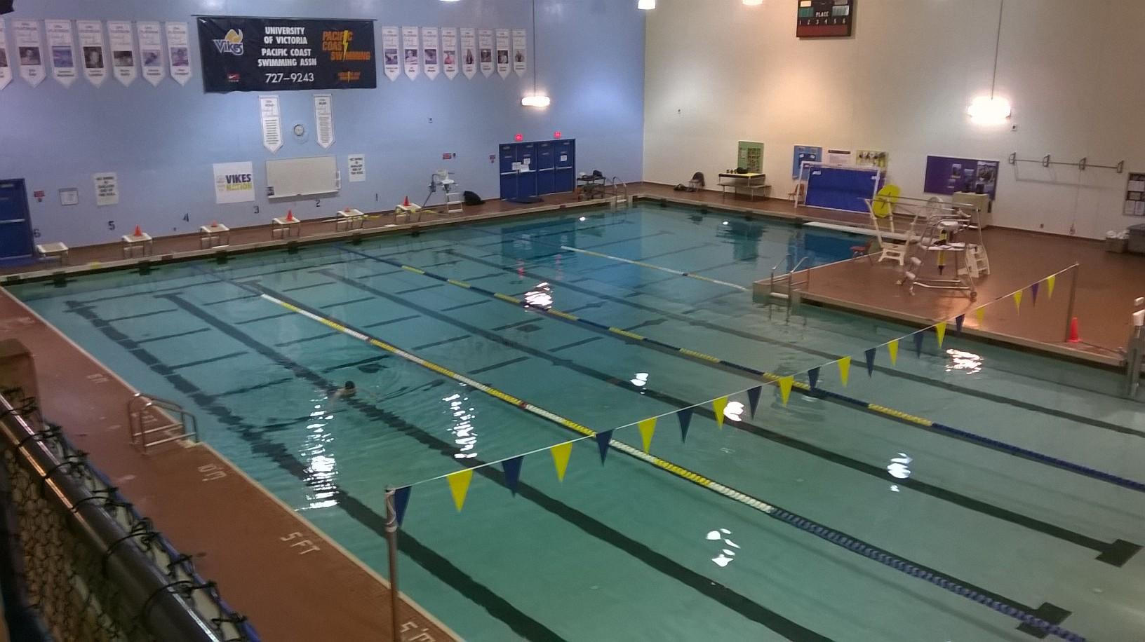 0191 - U Victoria McKinnon Building Pool