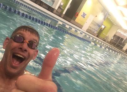 Pool-time = joy-time