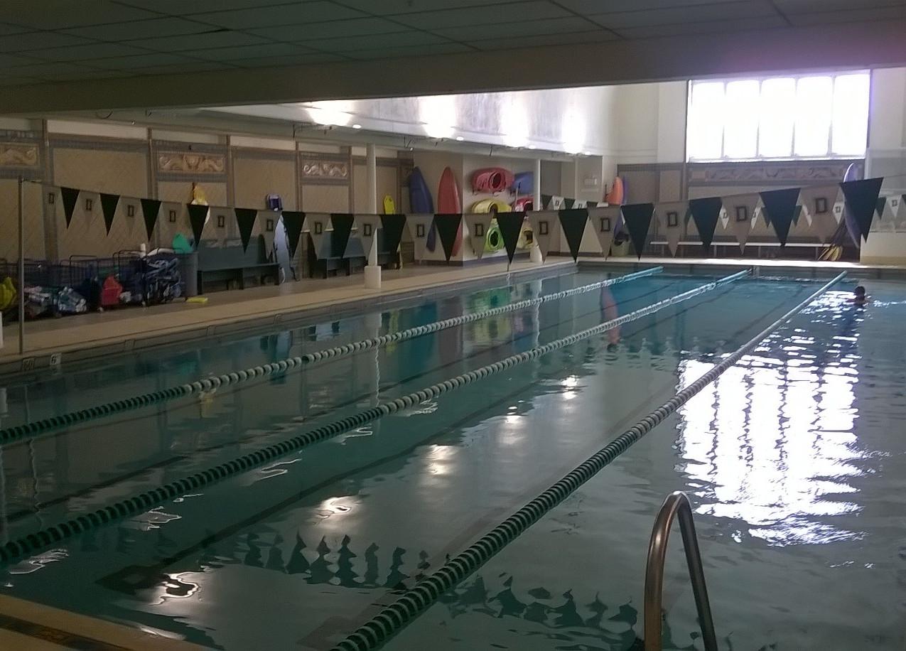 Dartmouth Spaulding Pool