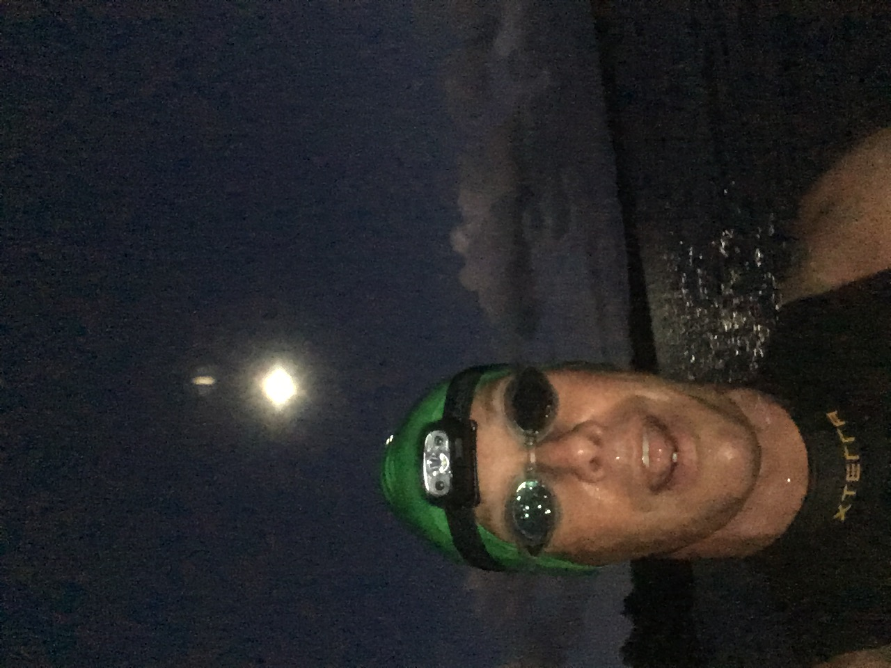 2020-09-04 Pre-10K under the moonlight