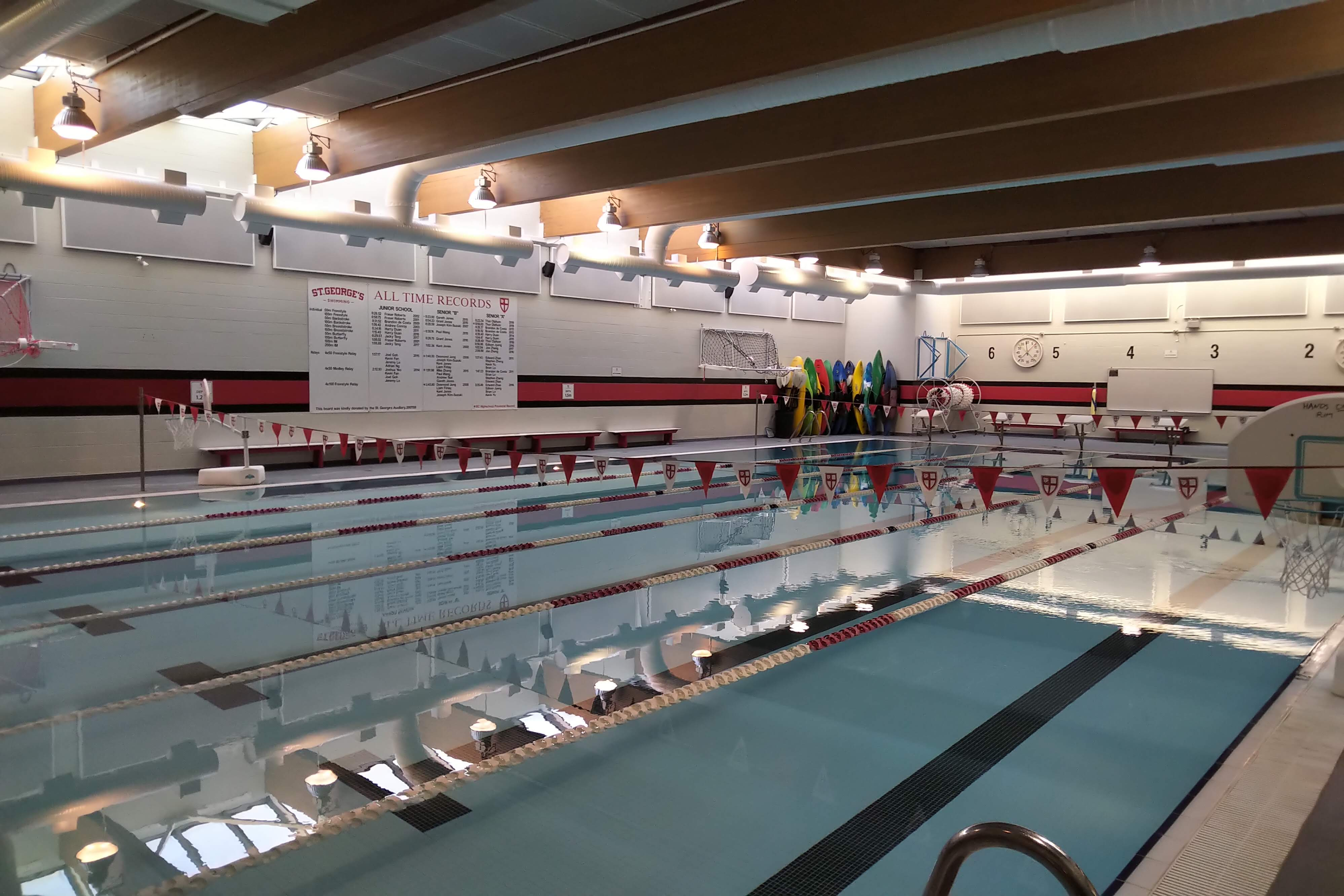 0414 - St George's School Pool - Vancouver