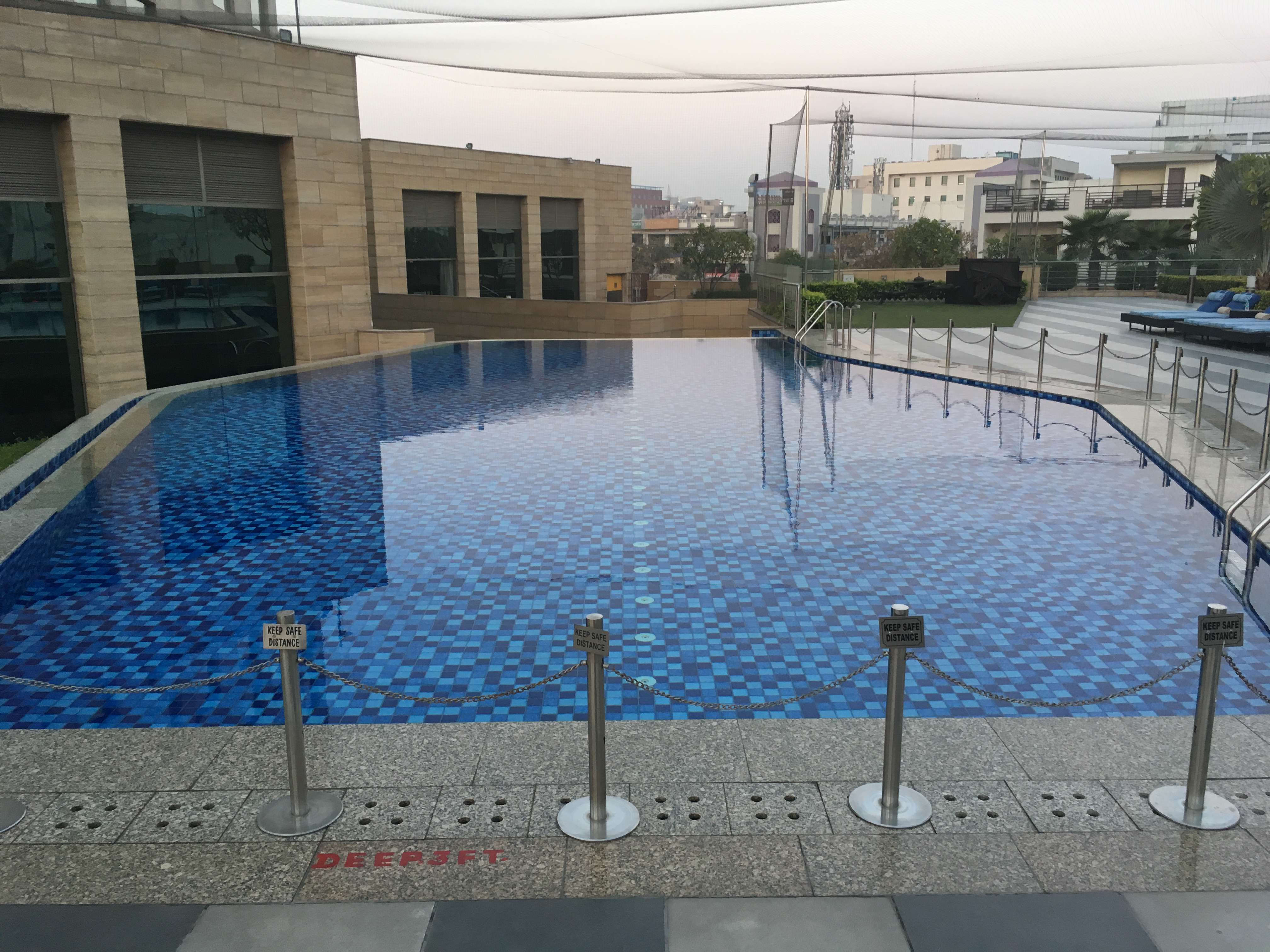 0275 - Marriott Courtyard Gurugram (India)
