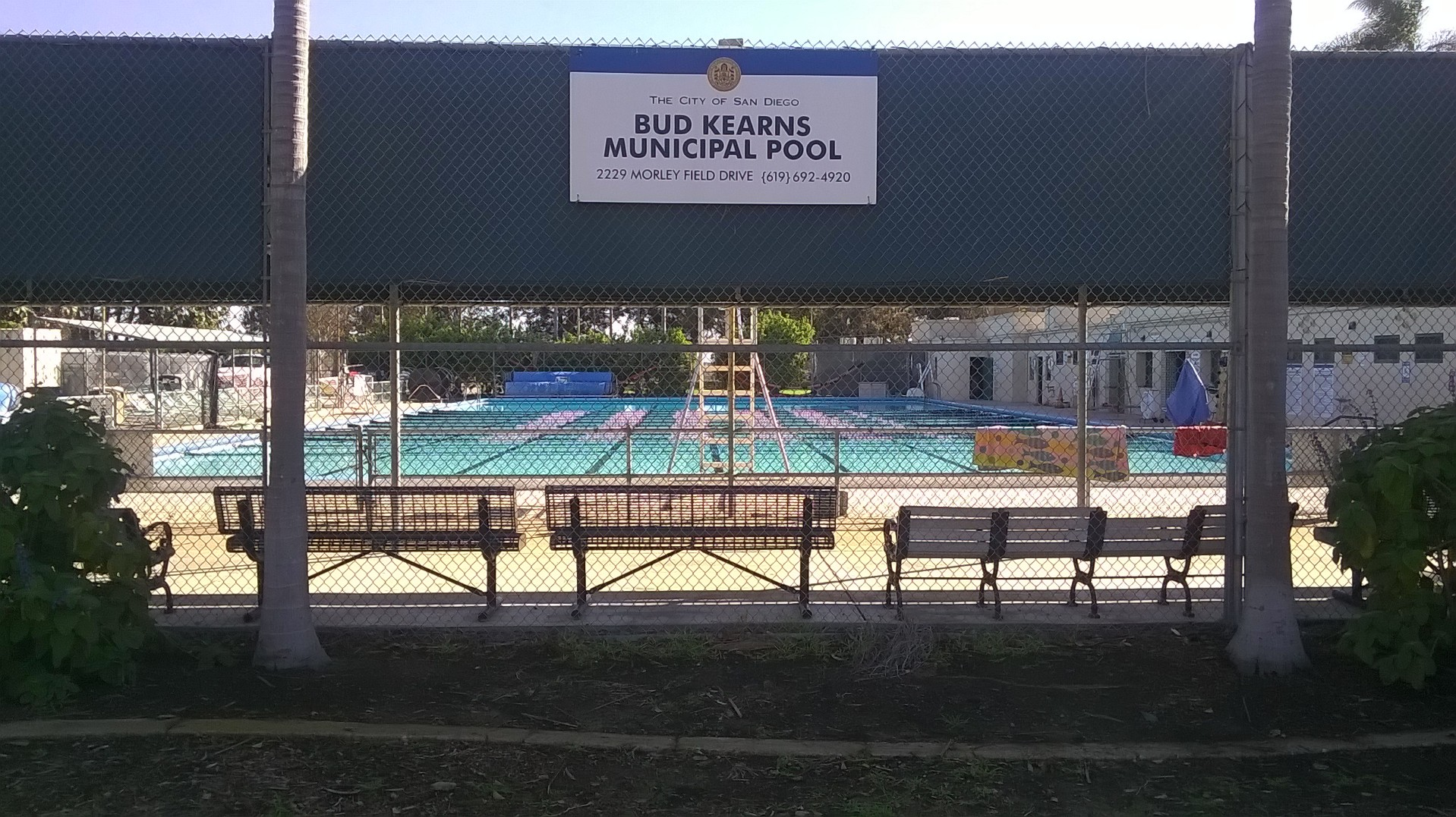 0229 - Bud Kearns Municipal Pool - San Diego