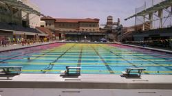 Peter Daland Pool- '84 Olympics, USC