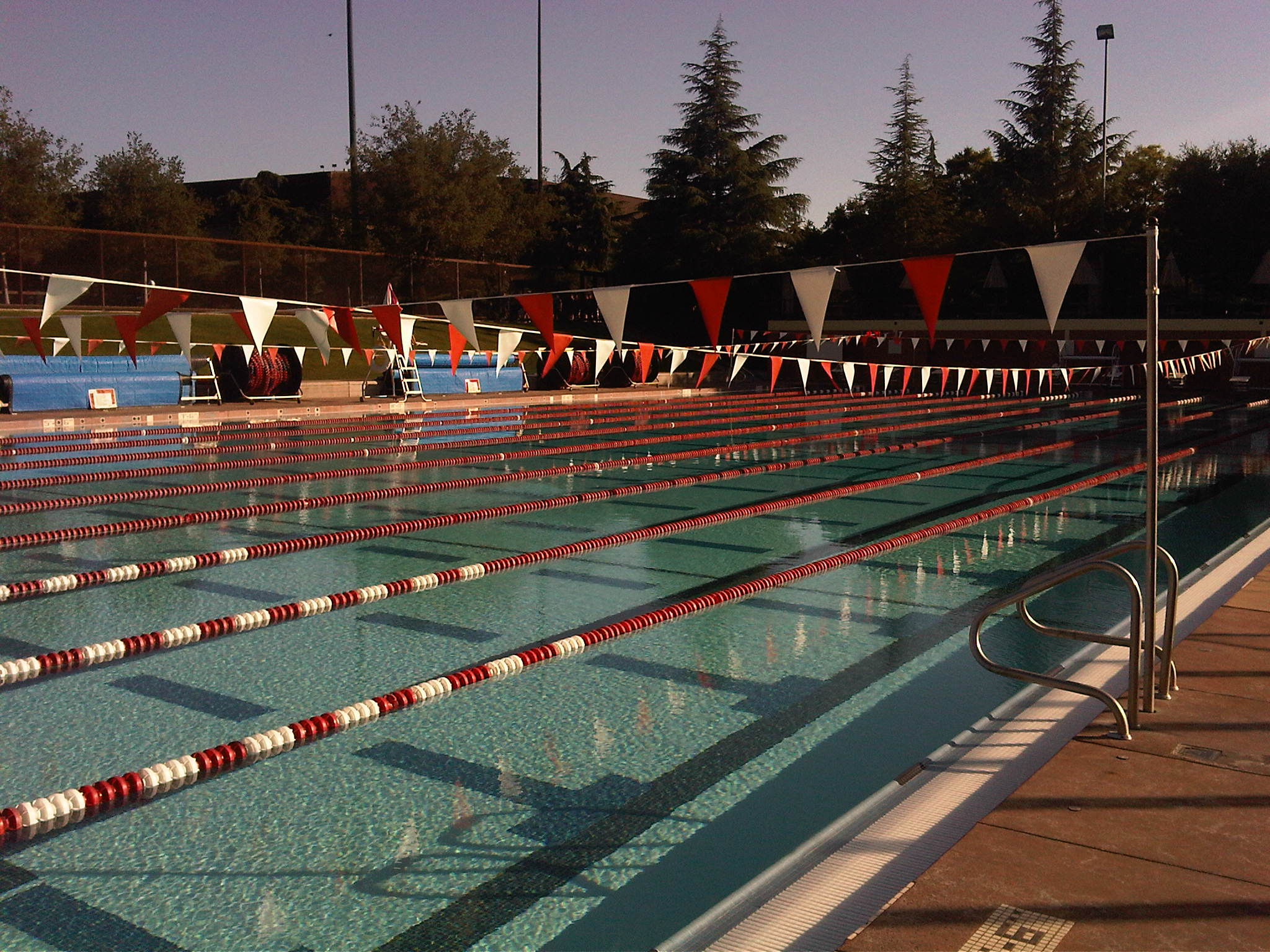 Stanford Baker Pool