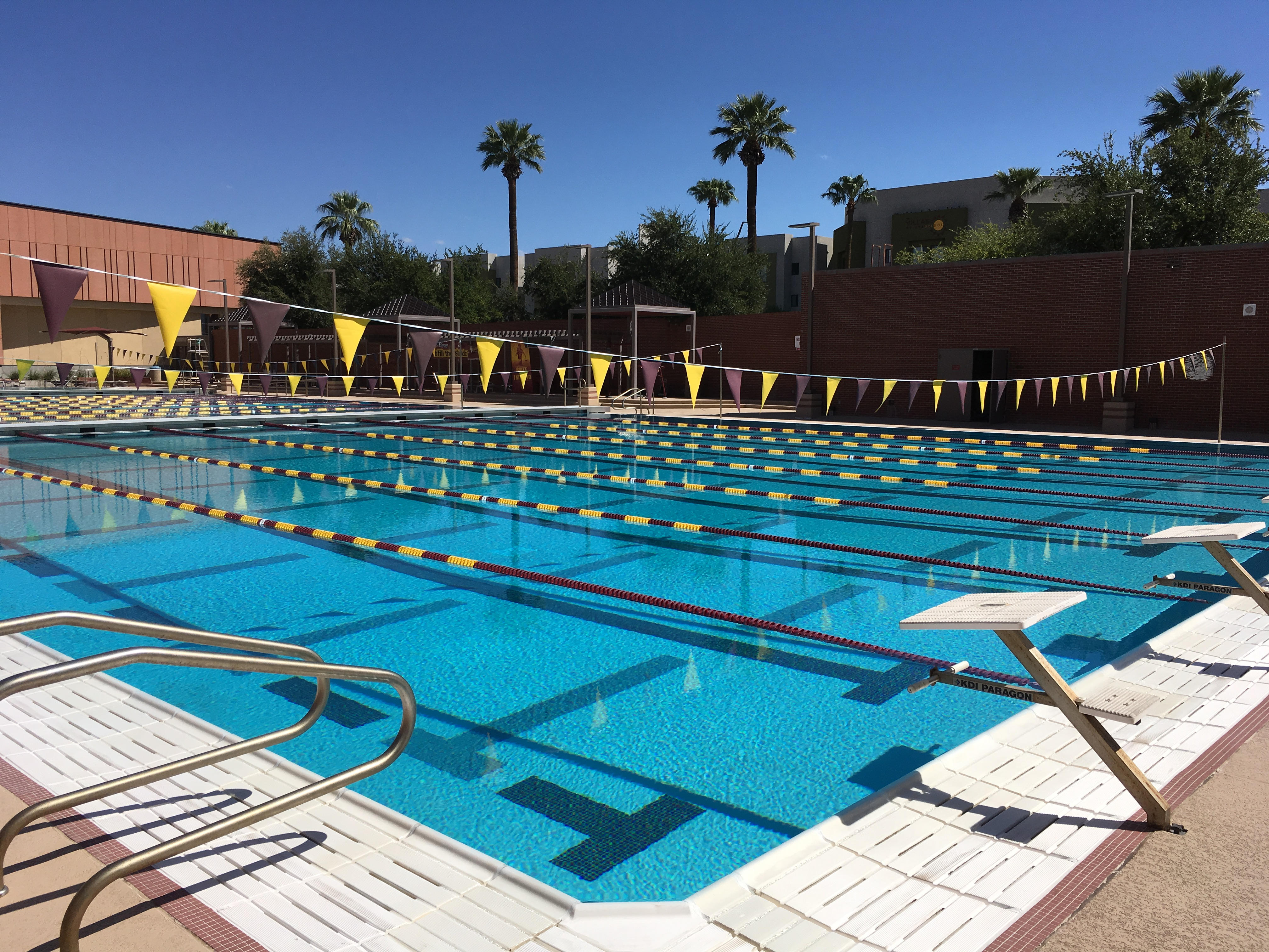 0321 - ASU Sun Devil Fitness Center - West Pool