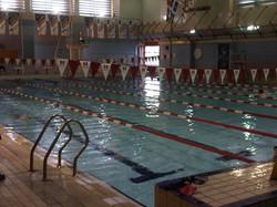 McGill University Memorial Pool