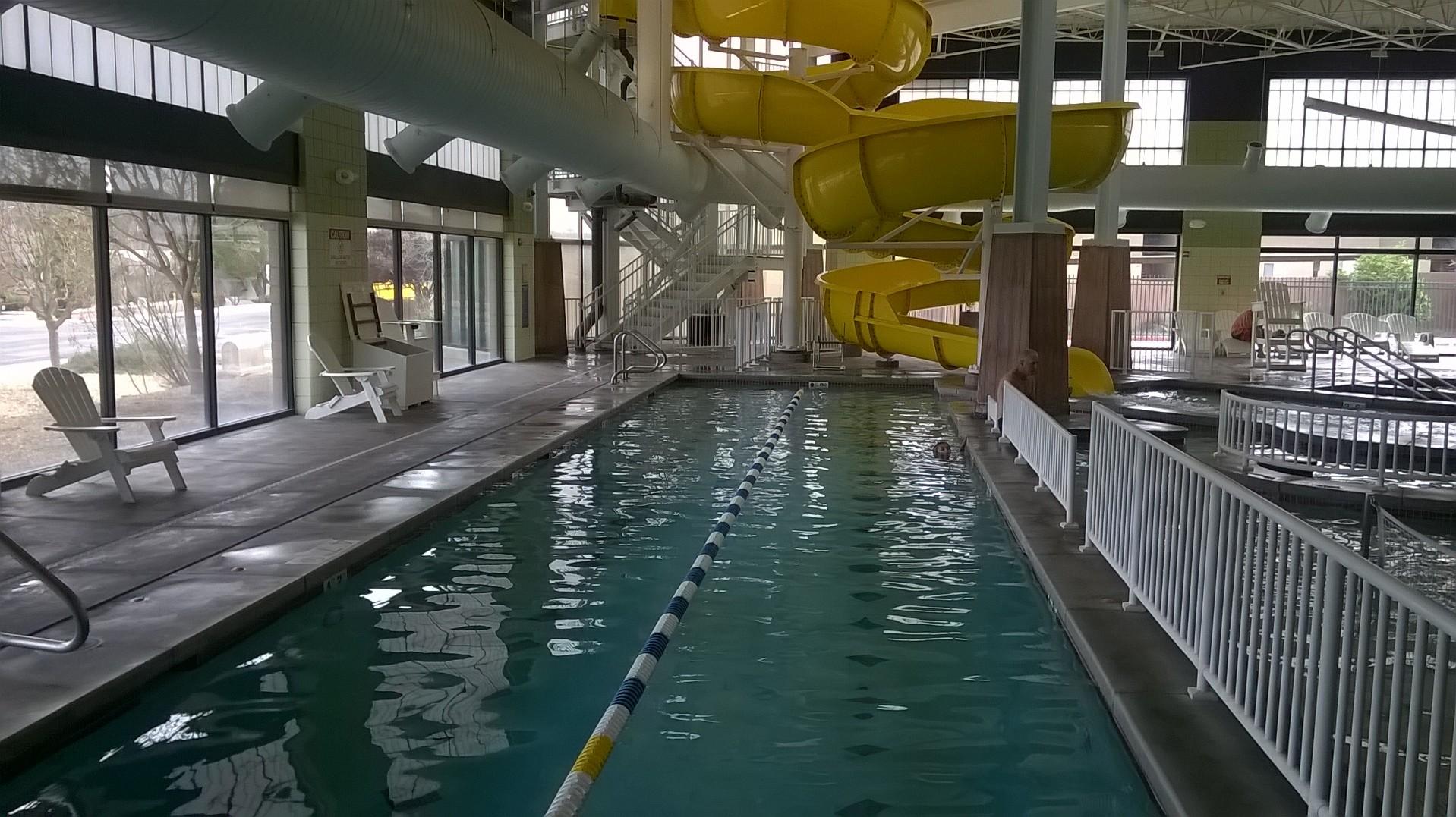 0231 - Cottonwood Rec Center - Indoor Pool - AZ