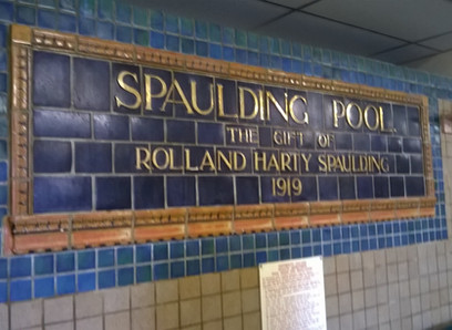 What's the oldest pool you've swum in?