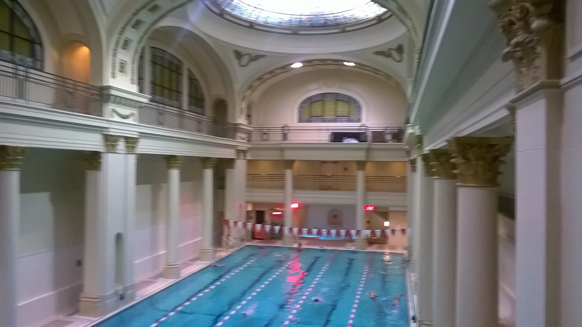 0225 - Olympic Club Natatorium Pool - San Francisco