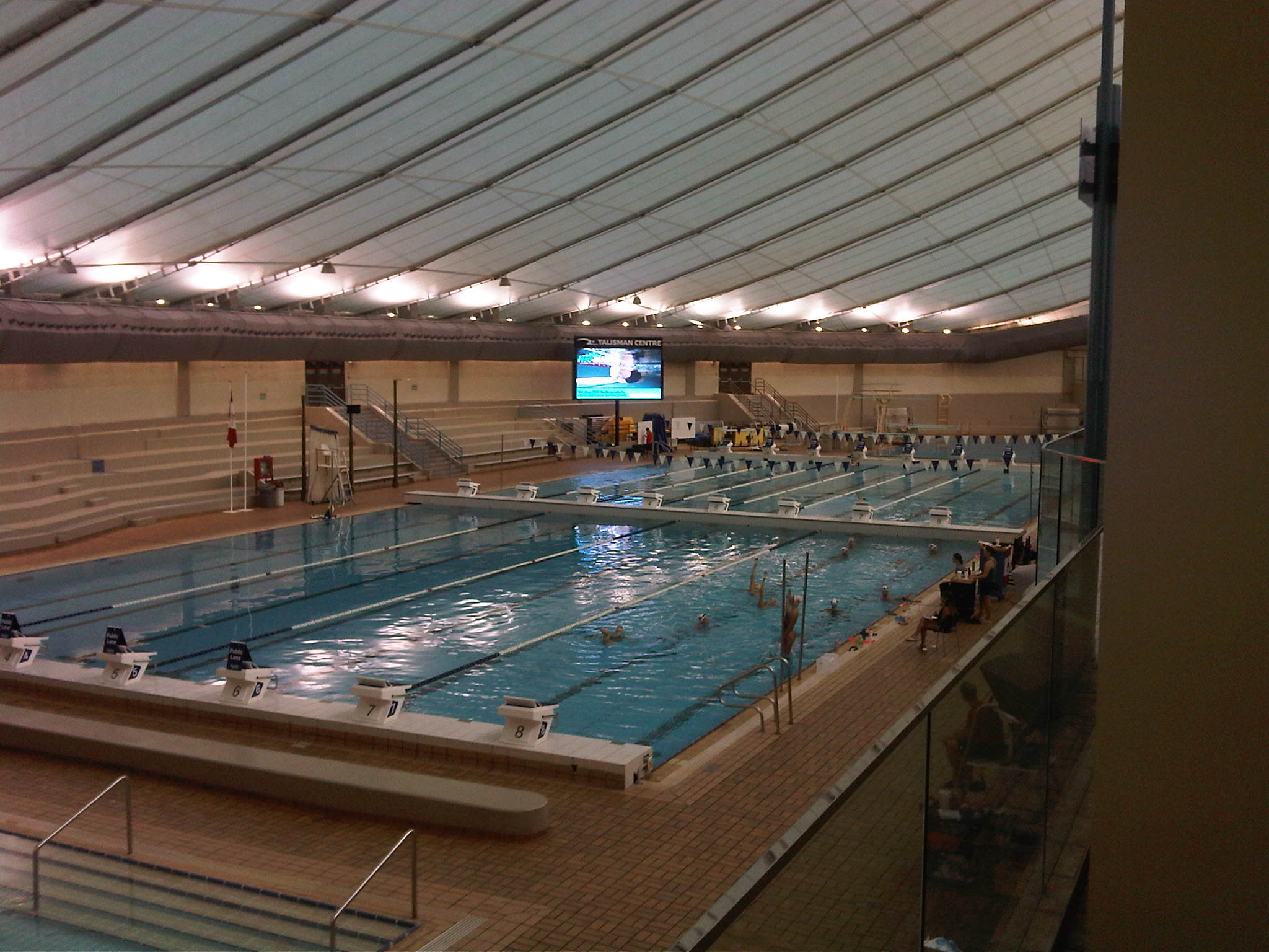 0014 - Calgary Talisman Competition Pool