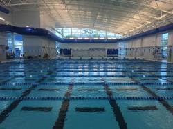 0474 - Greensboro Aquatic Center - 50M Training Pool