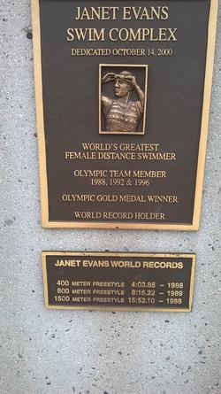 0026 - Janet Evans Swim Complex (CA)