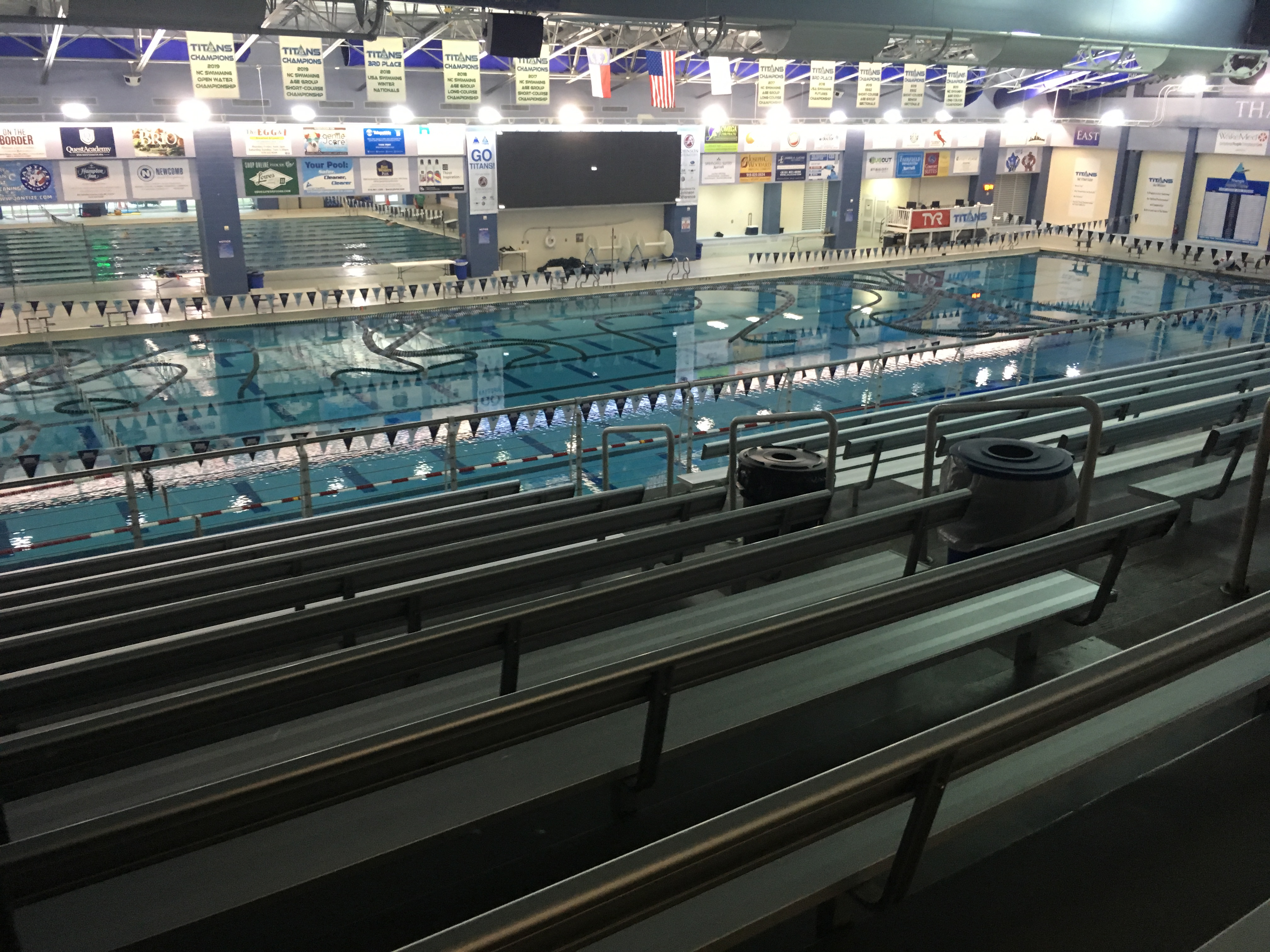 0446 - Triangle Aquatic Center - Cary NC