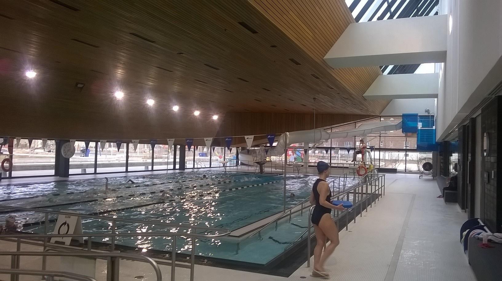 0234 - Regent Park Aquatic Centre Toronto