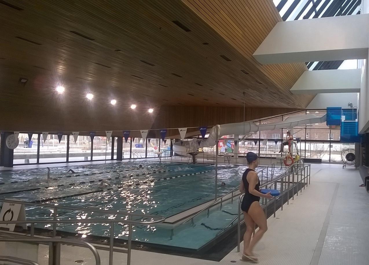 Regent Park Aquatic Centre Toronto