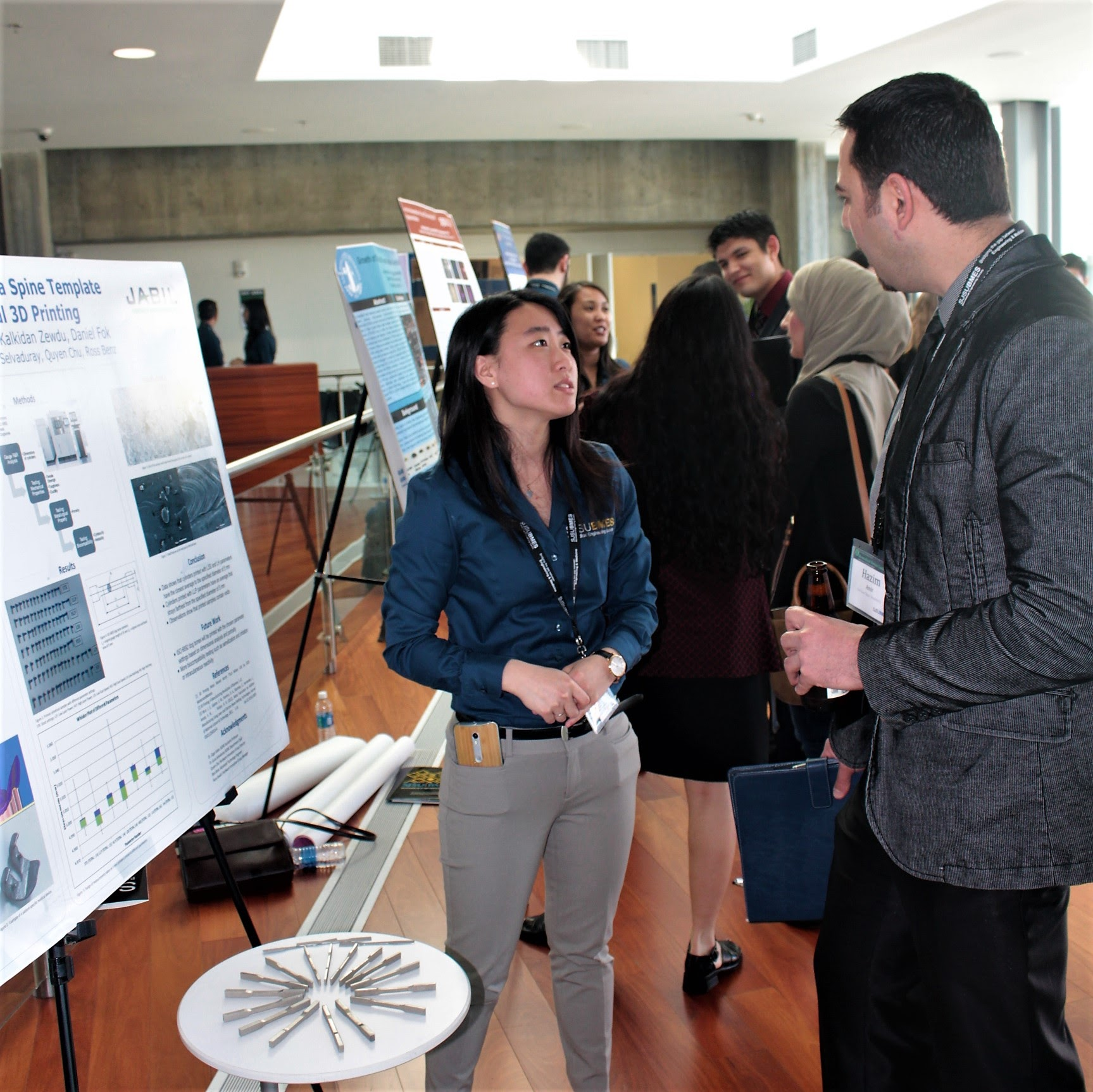 Our Student Poster Session