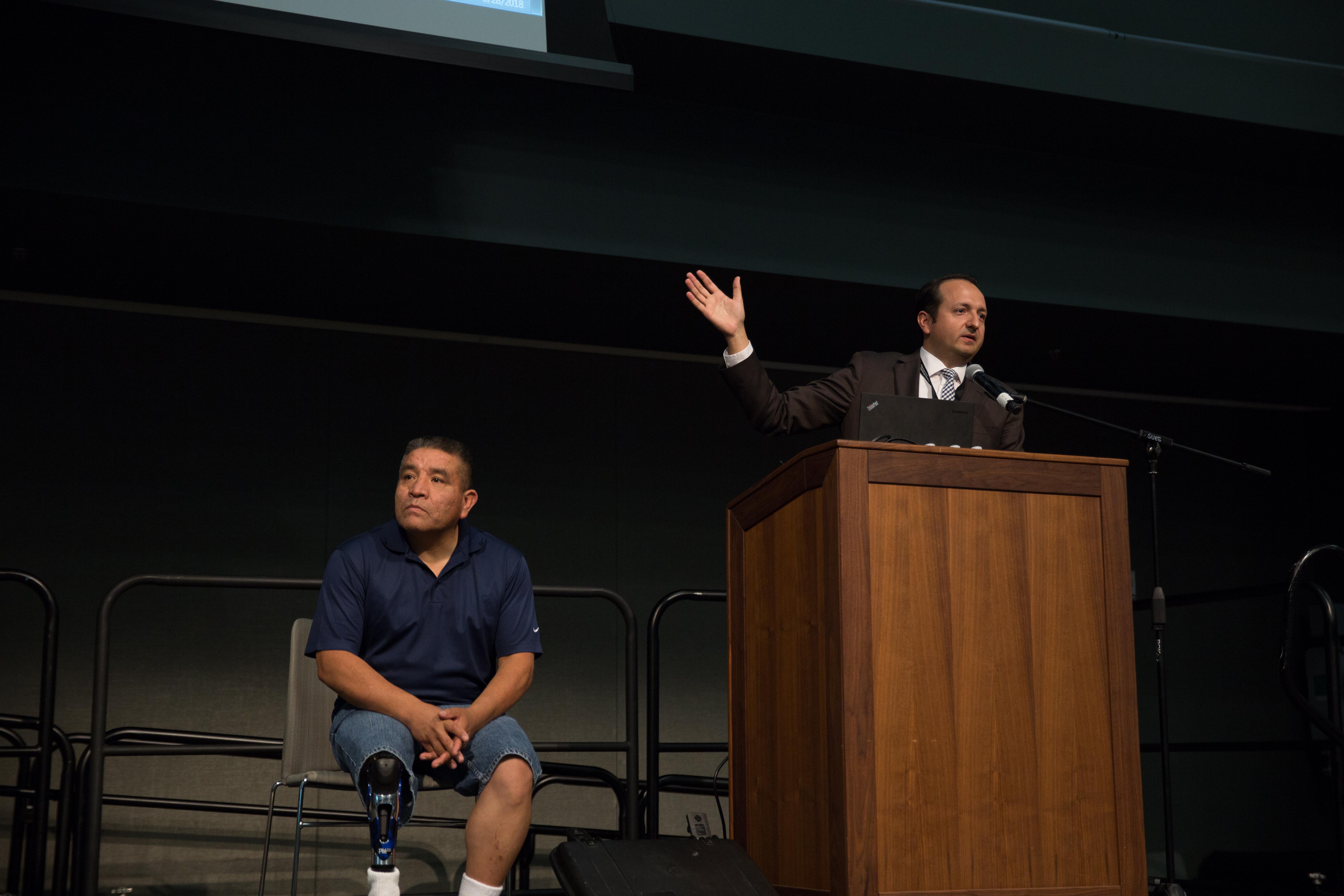 Speaker, Keith Sardo
