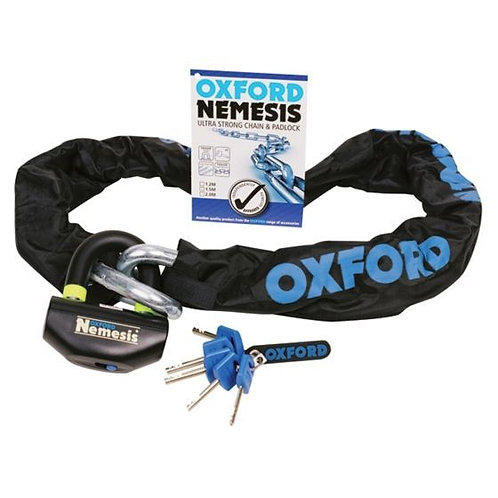 Oxford Nemesis Chain and Padlock