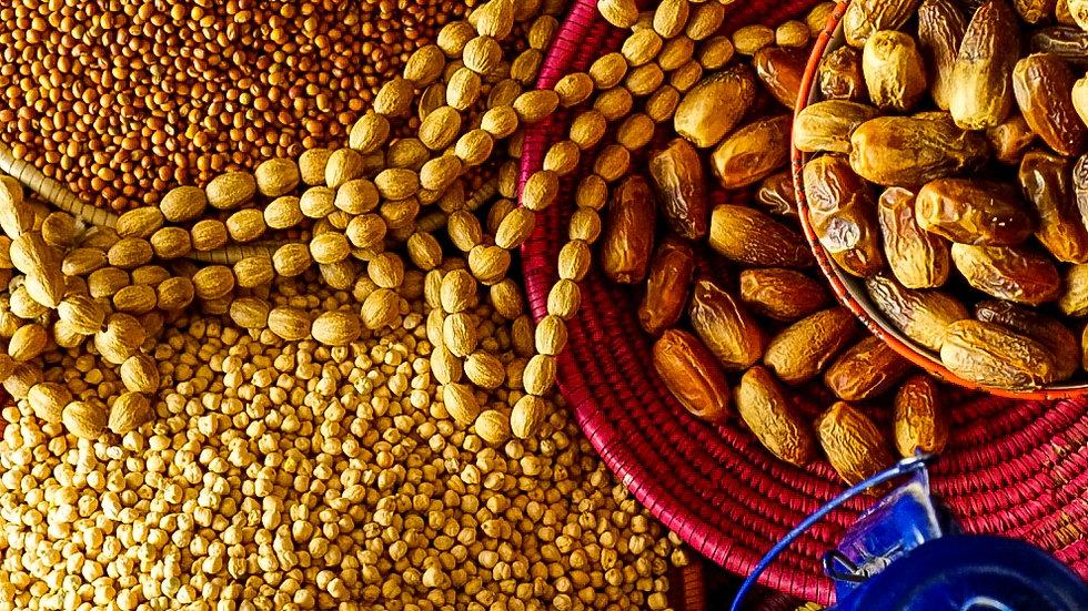 1 kg Dates (Barakawi)