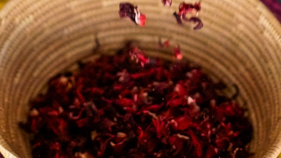 500 g Dried Hibiscus