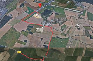 Le SMR prend ses quartiers sur l'ancienne base aérienne militaire 217 de Brétigny/Orge