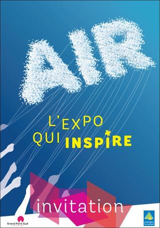 AIR L'EXPO QUI INSPIRE  - SMR présent !