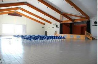 Salle pour vol indoor