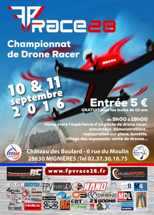 Compte rendu course de Chartres