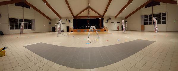 Salle de pratique indoor