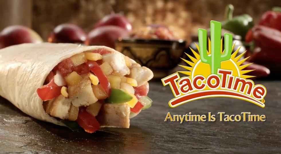 Taco TIme Campaign